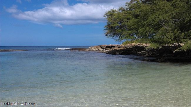 Lanikuhonua Paradise Cove Beach