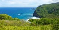 Pololu Valley Lookout