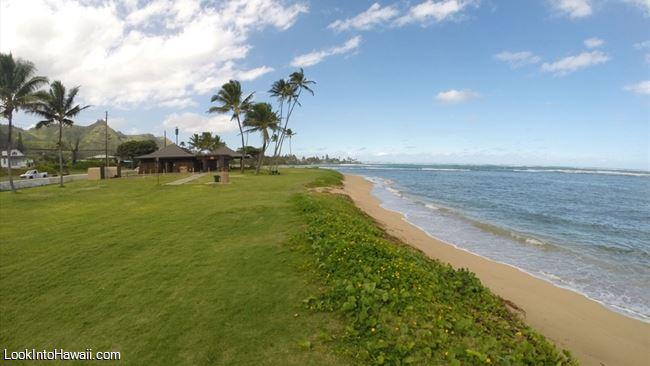 Hau Ula Beach Park