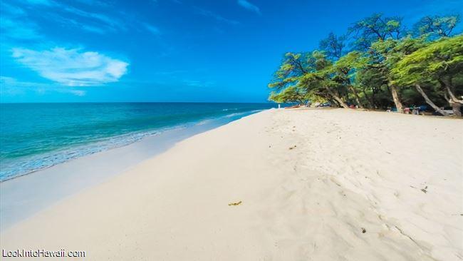 Papalaua Beach Park Thousand Peaks