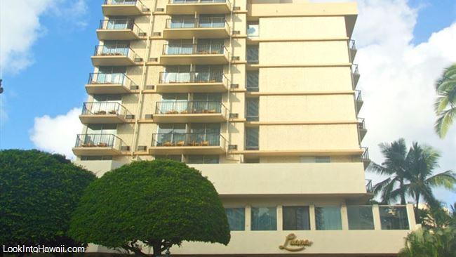 Luana Waikiki Hotel Suites Hotels On