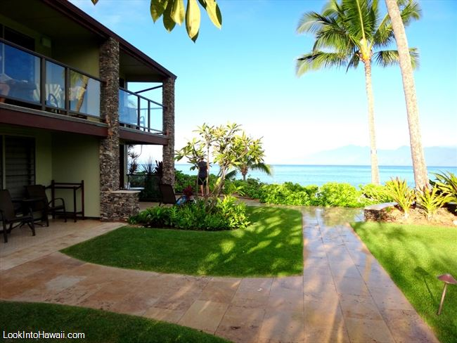 The mauian boutique beach studios on napili bay hotels for Best boutique hotels maui