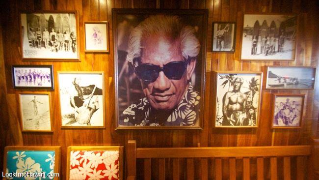Dukes Restaurant Oahu Menu
