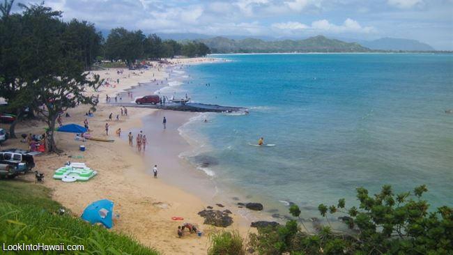 Kailua Beach Park Beaches On Oahu Kailua Hawaii