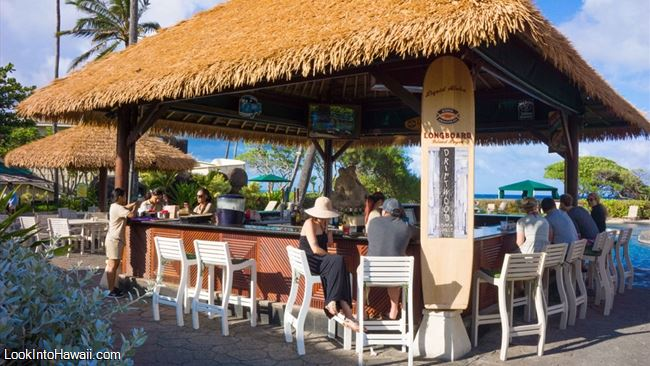 Driftwoods Bar Grille Restaurants On Kauai Lihue Hawaii