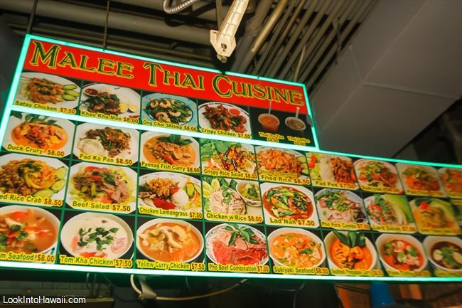 Cheap Thai Food Honolulu