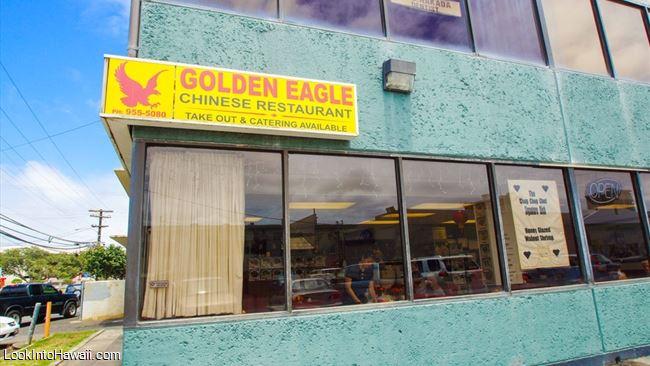 Golden Eagle Chinese Restaurant Restaurants On Oahu