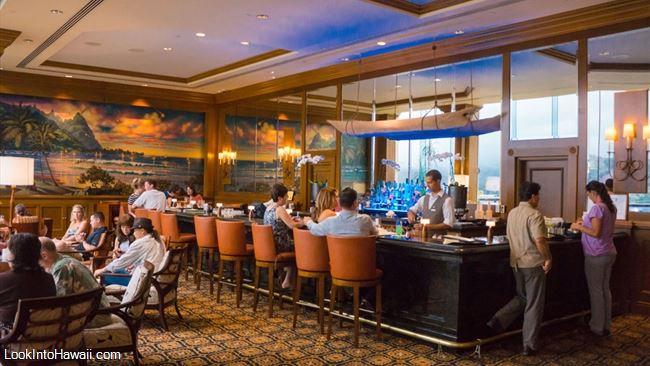 The St Regis Bar Restaurants On Kauai Princeville Hawaii