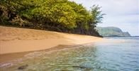 Pali Ke Kua Beach (Hideaways) - A hidden gem of a beach.