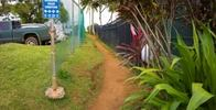 Pali Ke Kua Beach (Hideaways) - Follow the path.