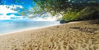 Pali Ke Kua Beach (Hideaways) - Your secret beach.