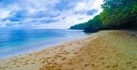 Pali Ke Kua Beach (Hideaways) - Nobody else here.