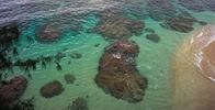 Pali Ke Kua Beach (Hideaways) - Does water get any clearer than this?