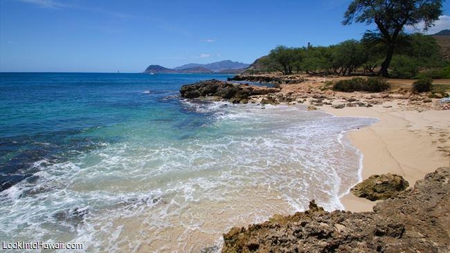 Makaiwa Beach Park Ko Olina Hidden