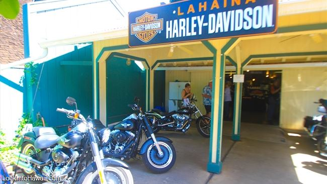 Cycle City Maui - Lahaina Harley-Davidson - Shops Services On Maui