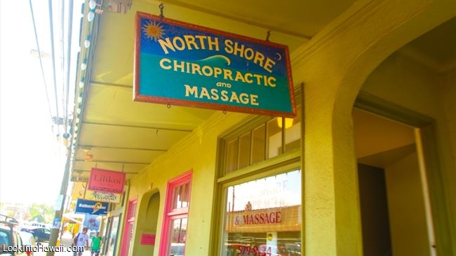 North Shore Chiropractic And Massage - Shops Services On Maui Paia