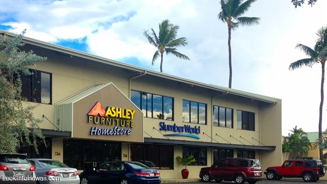 Ashley Furniture Homestore Shops Services On Oahu Honolulu Hawaii