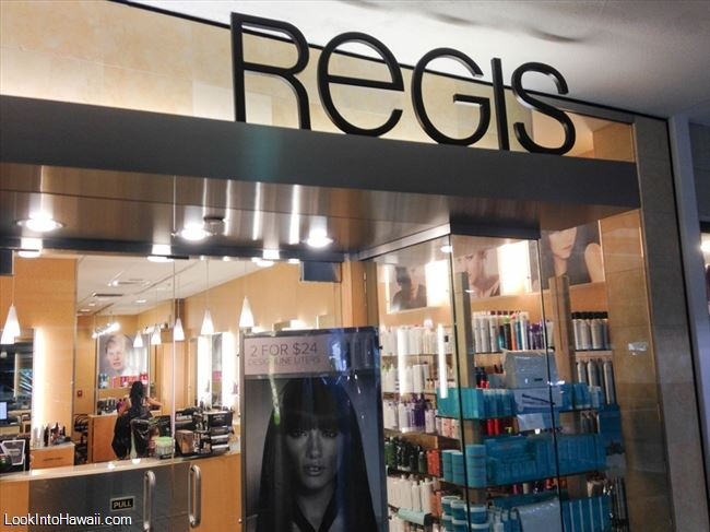 Regis salon shops services on oahu honolulu hawaii for 808 salon honolulu