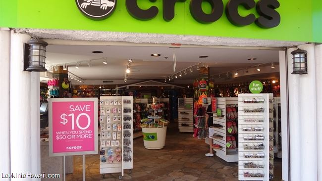 a713e484d513 Crocs - Shops Services On Maui Lahaina