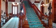 Iolani Palace - Grand stair case