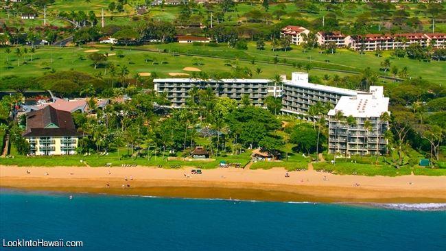 Kaanapali Beach Hotel Hotels On Maui Lahaina Hawaii