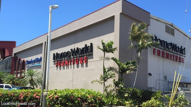 Homeworld Furniture Shops Services On Oahu Aiea Hawaii