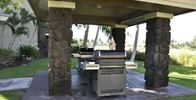 Owner Supplied Image Of Hilton Grand Vacations at Waikoloa Beach Resort - Grill area
