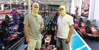 K1 Speed - Yes, you too can look like a terrrorist
