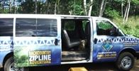 Kauai Backcountry Adventures - the van you ride in - Image Uploaded By rachel m