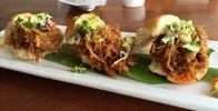The Rim at the Volcano House - Kalua Pig Sliders - Image Uploaded By Lori H
