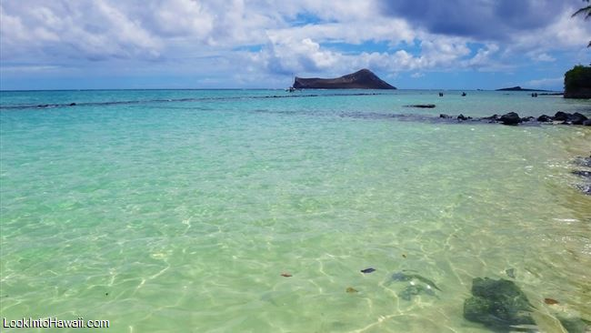 Kaiona Beach Park - Beaches On Oahu Waimanalo, Hawaii