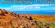 Lanai Itinerary - Intro
