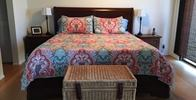 Owner Supplied Image Of Hale Kamaluhia - Comfy California King bed - Image Uploaded By Mike C