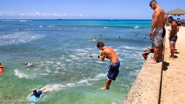 Queen S Beach Waikiki