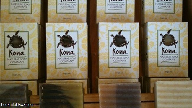 Kona Natural Soap Company - Shops Services On Big Island