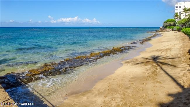 Kaluahole Beach Makalei Beach Park Beaches On Oahu