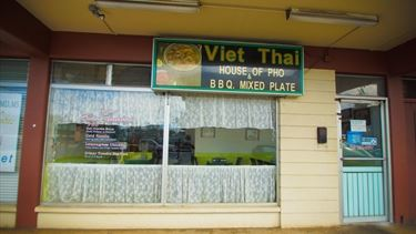Pho Viet Thai Restaurants On Oahu Kaneohe Hawaii