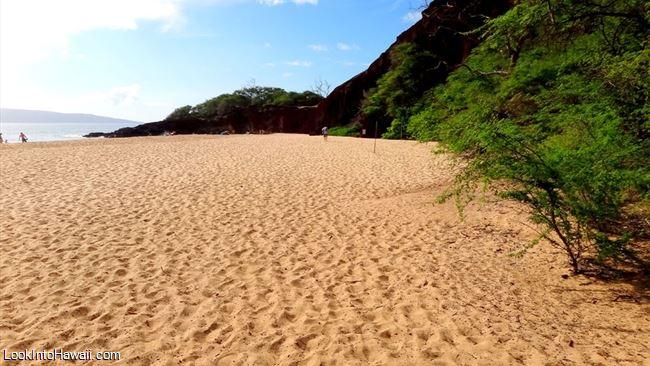 Little Beach Puu Olai Nude Beach - Beaches On Maui Makena