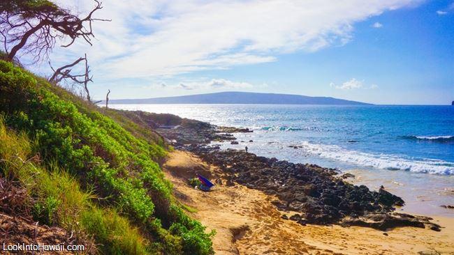 Little Beach (Puu Olai),Maui,Hawaii,USA   Playa nudista
