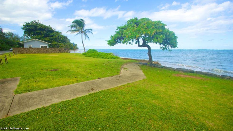 Free Stock Photo Of Kaluanui Beach #9163 - Oahu - Hauula, HI