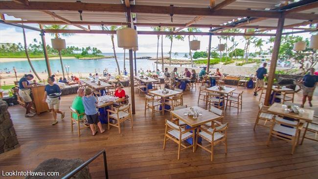 Four seasons resort oahu at ko olina hotels on oahu for Fish house ko olina