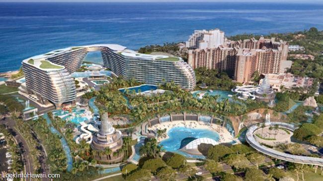 Atlantis Resort At Ko Olina Hotels On Oahu Kapolei Hawaii