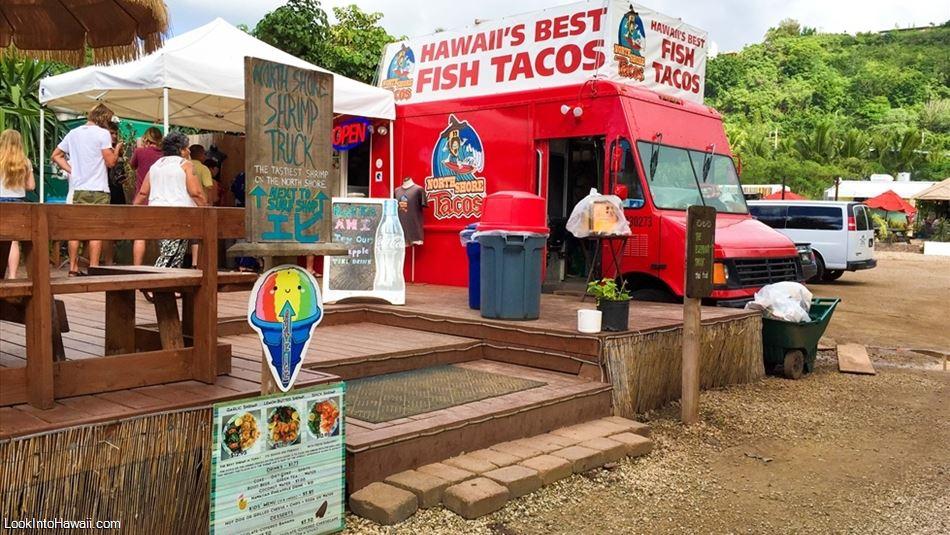 North Shore Tacos Truck